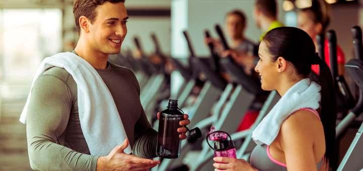 rutina de cardio y levantamiento de pesas