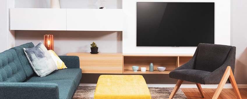 colocar tu tv e integrar decoracion
