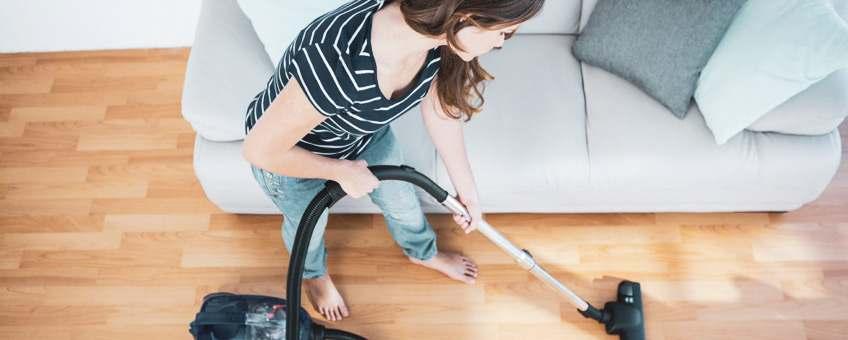 actual inmobiliaria consejos mantener limpio departamento nuevo