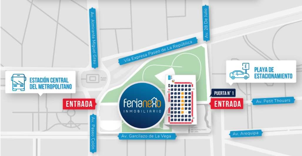 Actual Inmobiliaria estará presente en la Feria Nexo Inmobiliario 2019