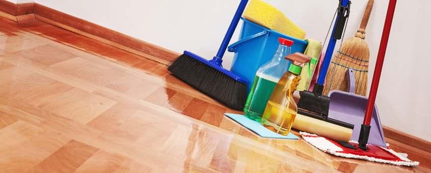 mantener limpia ciertas areas