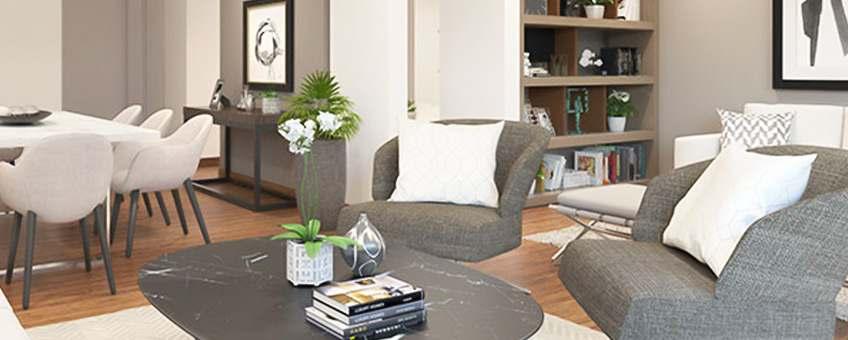 7 consejos para maximizar el espacio en un departamento pequeño