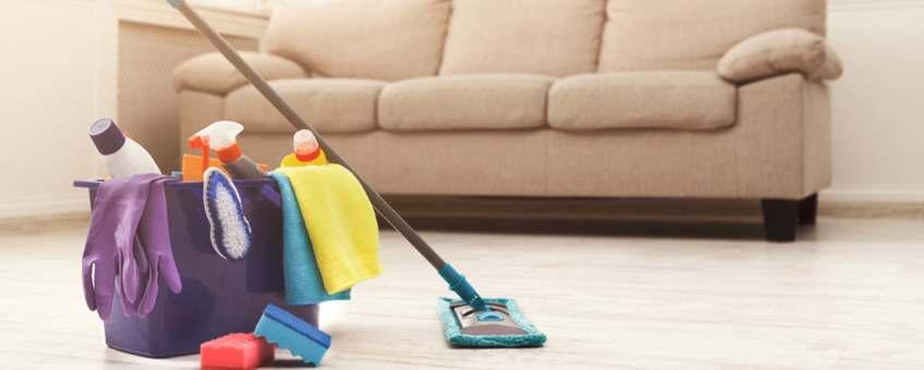 7 hábitos de limpieza que deberías implementar en tu departamento nuevo