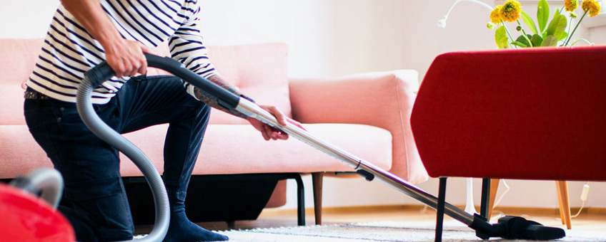 habitos limpieza departamento nuevo aspirar pisos