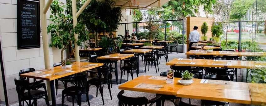 beneficios vivir en Miraflores variedad restaurantes 11