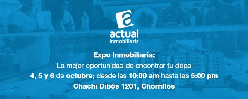 Expo Inmobiliaria: ¡La mejor oportunidad de encontrar tu depa!