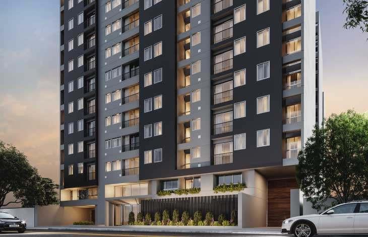fachada edificio proyecto faisanes actual inmobiliaria