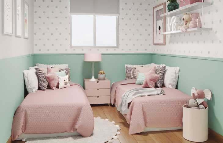 dormitorio secundario proyecto faisanes actual inmobiliaria