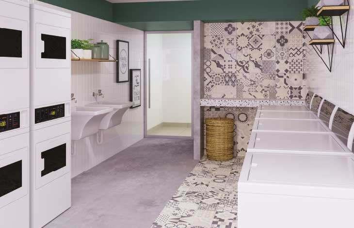 centro de lavado proyecto faisanes actual inmobiliaria