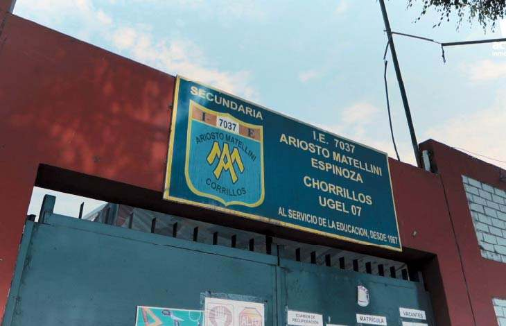 Colegio Ariosto Matellini