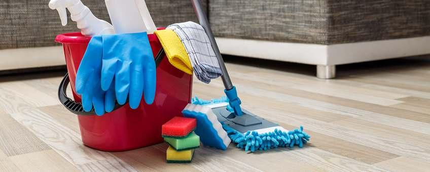 Cómo limpiar y desinfectar tu departamento para prevenir la propagación de los virus