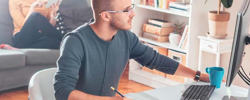 trabajar desde casa consejos utiles