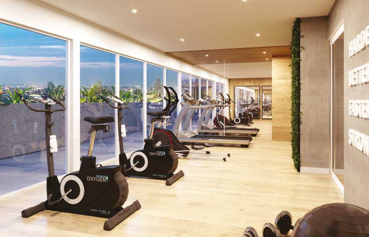 gym proyecto republica actual inmobiliaria