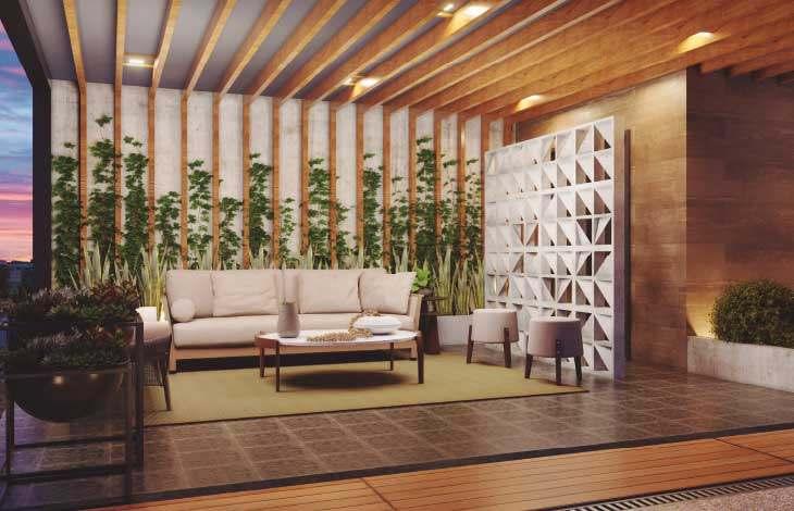 terraza proyecto brasil actual inmobiliaria