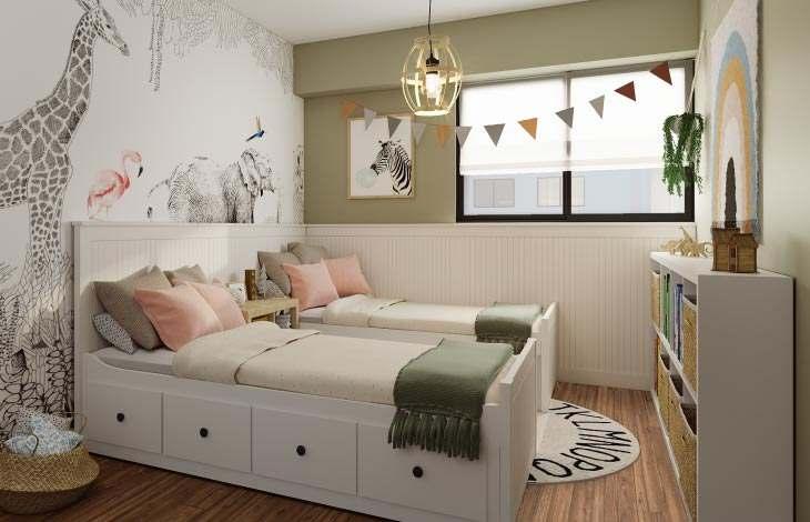 dormitorio secundario proyecto piura actual inmobiliaria
