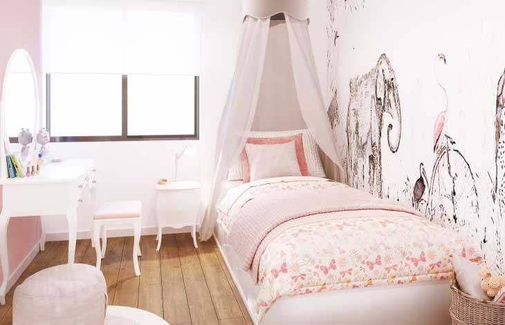 dormitorio secundario proyecto berlin actual inmobiliaria