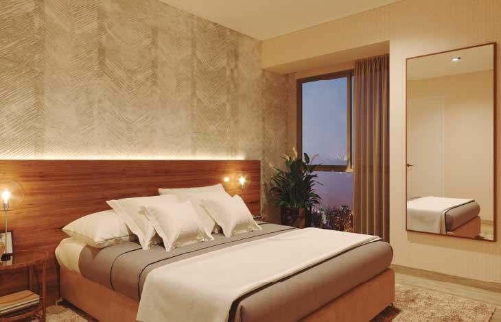 dormitorio principal proyecto brasil actual inmobiliaria