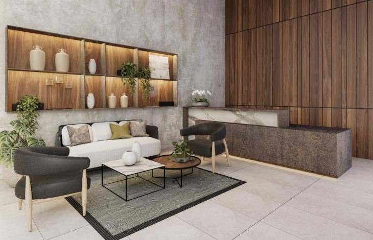 lobby proyecto piura actual inmobiliaria