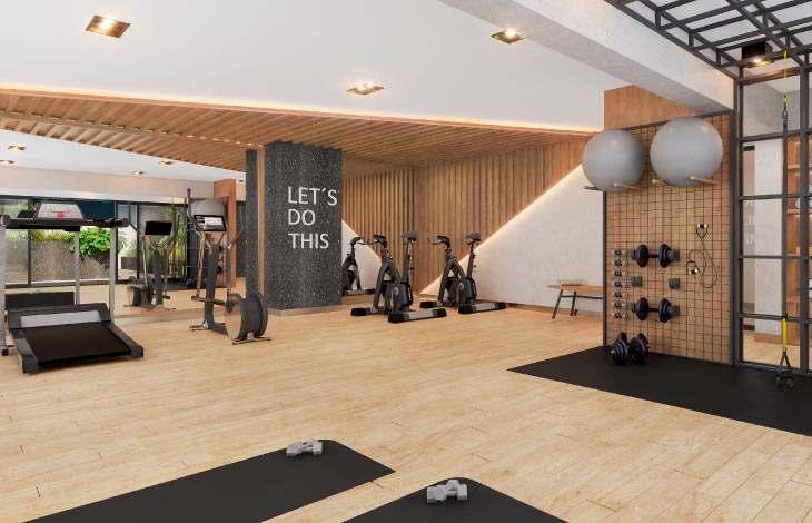gym proyecto piura actual inmobiliaria