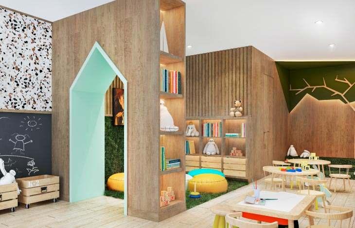 kids playroom proyecto piura actual inmobiliaria