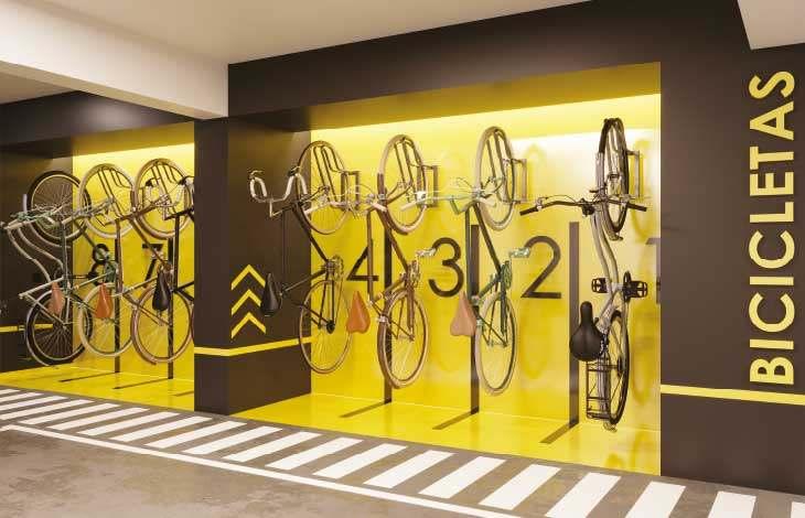 zona de bicicleta proyecto berlin actual inmobiliaria