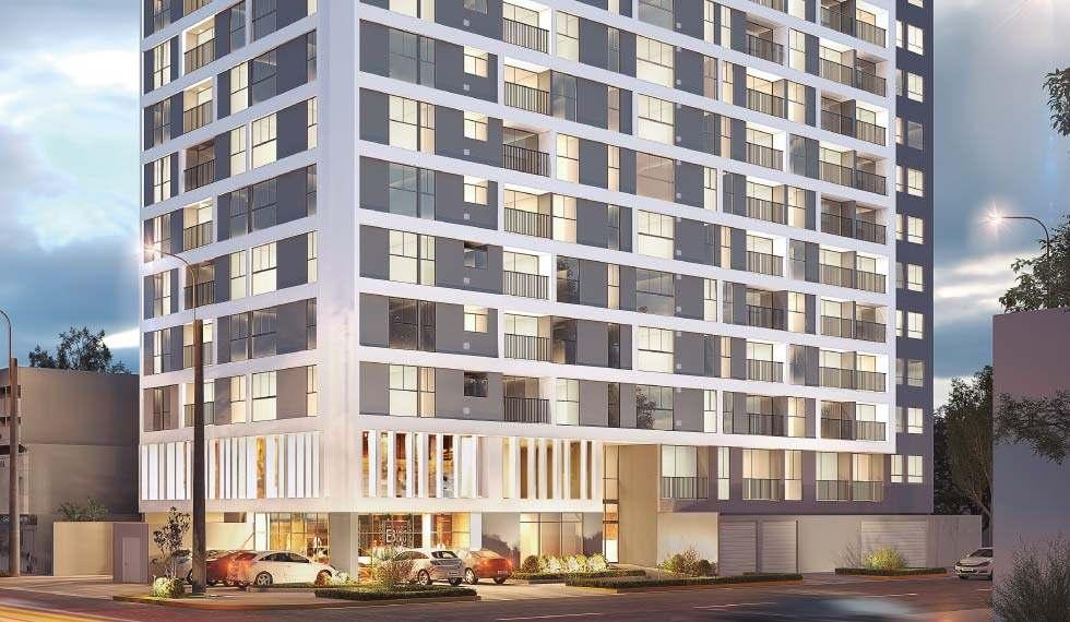 fachada proyecto brasil actual inmobiliaria