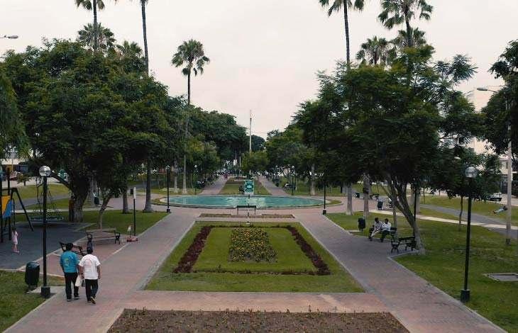 Parque Tradiciones