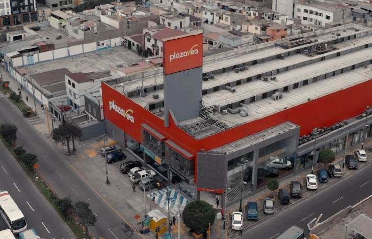 Plaza Vea Av. Brasil