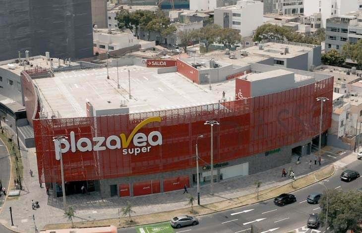 Plaza Vea Dasso