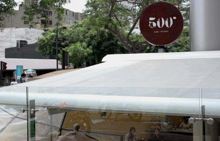 Restaurante 500
