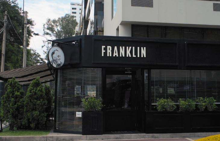Restaurante Franklin