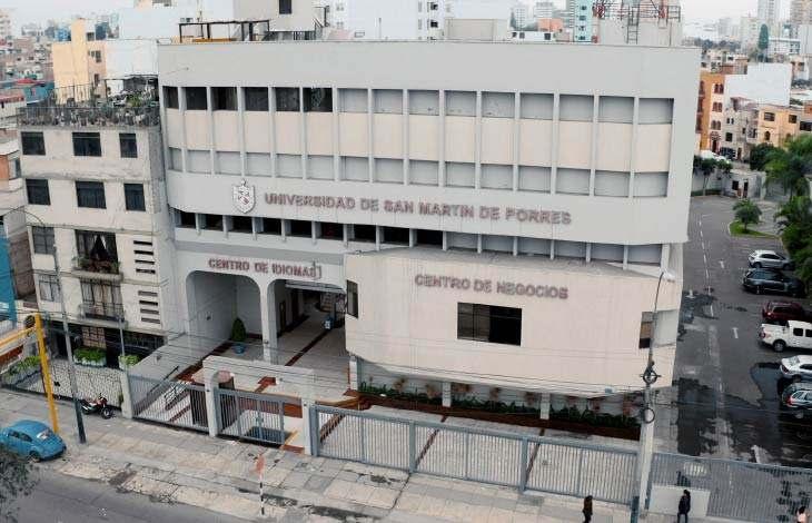 USMP Centro de idiomas y Negocios