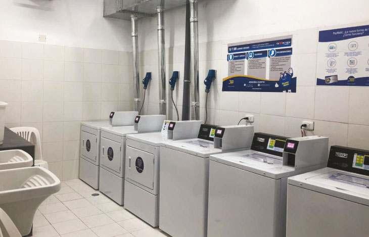 7 lavanderia