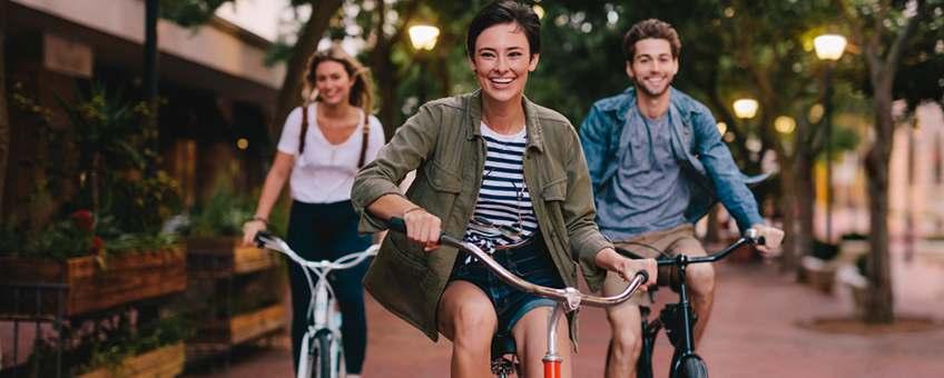 Sigue estos consejos para andar en bicicleta en Lima