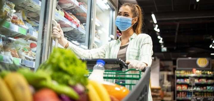 ¿Cómo evitar contagiarme de COVID-19 cuando hago compras?