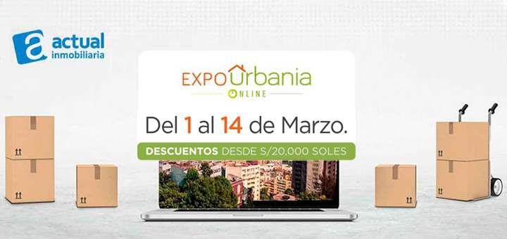 Feria ExpoUrbania 2021: Actual Inmobiliaria presentará sus mejores proyectos
