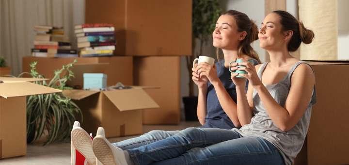 Tips para encontrar un compañero de piso