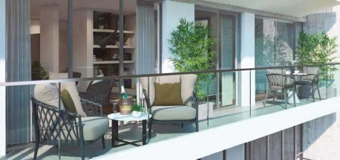departamento balcon