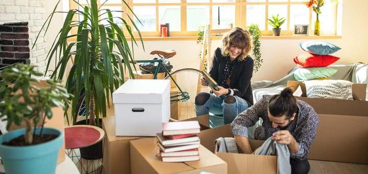 Cómo empezar a organizar los espacios de un departamento